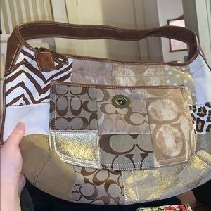 RARE Coach Shoulder Bag